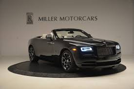 roll royce ghost all black 2018 rolls royce dawn black badge stock r433 for sale near