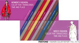 Fall Color Palette by The Fall 2014 Pantone Fashion Color Palette Unisex Nostalgia