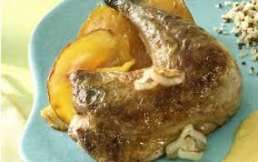 comment cuisiner des cuisses de pintade recette cuisses de pintade au coulis de mangue 750g