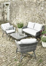 Wicker Living Room Chairs by New Capri Lounge Set Waterproof Wicker U0026 Aluminium Sofa 2