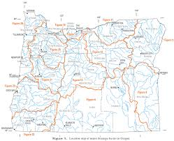 Oregon rivers images Names of all the oregon rivers ocean blue project png