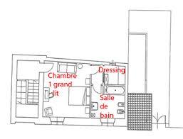 plan chambre avec dressing et salle de bain plan chambre dressing suite parentale chambre avec salle de bains