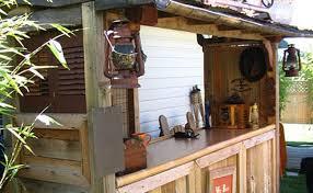 Backyard Shed Bar Backyard Bar Plans 5288