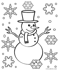 Printable Snowflake Coloring Pages For Kids Cool2bkids Printable Coloring Pages