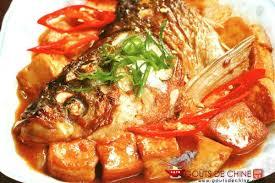recettes de cuisine marmiton poisson tête de poisson et tofu à sa recette chinoise