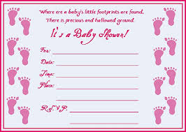 blank invitations blank girl baby shower invitations wally designs