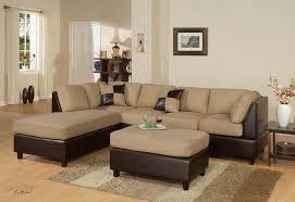 Sectional Sofas Sacramento Sacramento Hazelnut Sectional Sofa With Left Facing Chaise At