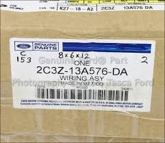 new oem 4 pin u0026 7 pin trailer tow wire wiring harness kit 2002 04
