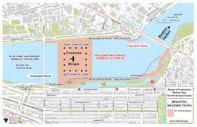 Map Of Cambridge Ma July 3 4 Rules For Boaters Police Department City Of