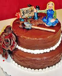 gory halloween cakes fifteen of the goriest divorce cakes popcorn horror