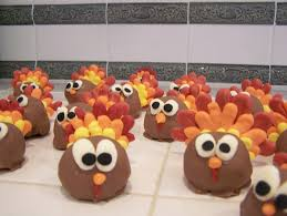 wendy woo cakes gobble gobble turkey cake balls are here