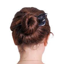 hair fork buffalo horn small simple hair pin hair fork hairpin hair