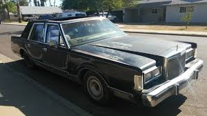 Old Lincoln Town Car Tasteless Cars Generation High Output