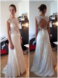 essayage robe de mari e dernière sortie de l atelier de fils en c une vraie robe de