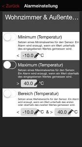 Wohnzimmer Temperatur Tfa Dostmann Smarthome Temperatur Monitor Für Smartphones