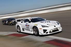 lexus lfa race car lexus lfa races in vln nürburgring season opener lexus enthusiast