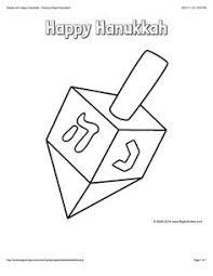 hanukkah coloring page easy to print menorah coloring page hanukkah pinterest