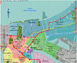 Map New Orleans French Quarter by No East New Orleans Curbed New Orleans