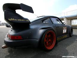 drift porsche 911 all in your face cool car things