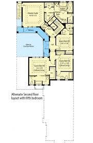 energy efficient floor plans energy efficient courtyard house plan 33040zr architectural