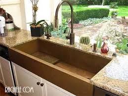 Custom Copper And Stainless Sinks For The Kitchen And Bathroom - Kitchen sink melbourne