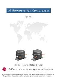 lg electronics compressor ts ns by everwell issuu