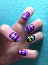 cheshire cat nails cheshire cat nail art by lovesac on
