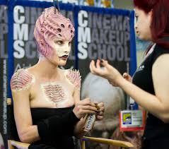 makeup special effects school die besten 25 cinema makeup school ideen auf