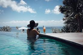 perched on a majestic 220 metre cliff along bali s southern