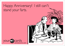 anniversary ecards happy anniversary i still can t stand your anniversary ecard