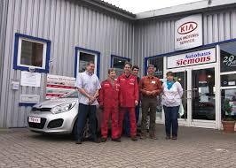 Autohaus Bad Oldesloe Autohaus Kia In Lübeck Siemons Servicepartner Für Kia