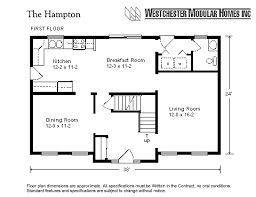 Ideal Homes Floor Plans Hampton By Westchester Modular Homes Two Story Floorplan