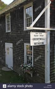 stony brook grist mill and museum brewster cape cod