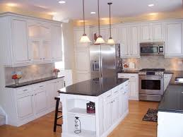 painting oak cabinets white before and after beautiful kitchen remodel with glazed cabinets details are in the