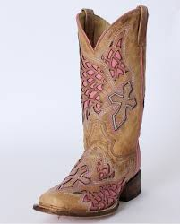 womens corral boots size 12 corral boots antique saddle pink side wing cross boots
