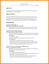 resume objectives exle 20 resume objective exles use them on your tips objectives
