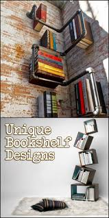 best 25 unique bookshelves ideas on pinterest creative