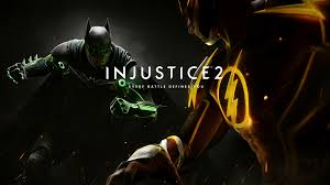 injustice 2 game ps4 playstation