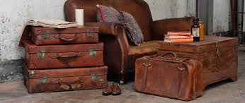 looking after vintage and antique trunks and suitcases scaramanga