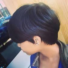 shortcut for black hair such a pretty shortcut by pdxstylist hairartistrybybri great