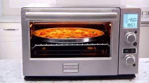Tfal Toaster Oven Frigidaire Professional 6 Slice Convection Toaster Oven Youtube