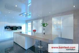 spot plafond cuisine spot de plafond affordable plafond salle de bain moderne denis