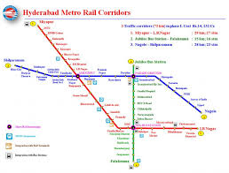 Metrorail Map Hyderabad Metro Rail Timings Route Map Ticket Price Metro Pass