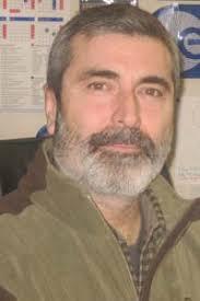 Javier Rodríguez Pacheco es profesor de Contaminación Radiactiva en la facultad de Ciencias Ambientales - cementerioden