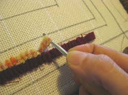 Rug Hooking With Yarn 28 Yarn For Rug Hooking 1000 Ideas About Latch Hook Rug