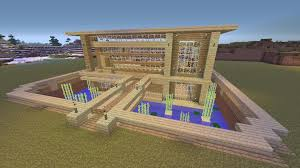 minecraft awesome zen survival house