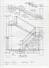 civil at work how to calculate staircase concrete quantity