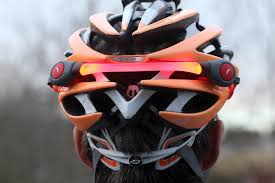 Motorcycle Helmet Lights Review Chilli Technology Led Cycle Helmet Backpack Light Road Cc