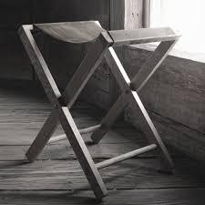 camp stool u2014 dylan woock studio