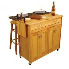 wooden canisters kitchen oak wood portable kitchen island drop leaf island top black nylon